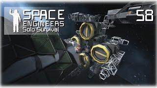 space engineers solo survival 58 prototype interruptus