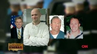 Honoring victims of Benghazi attack: 'He saved lives'