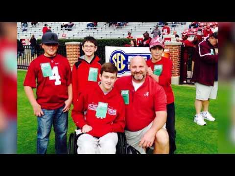 Hunter Garstin Courage Award