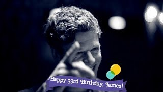 Happy 33rd Birthday James Norton