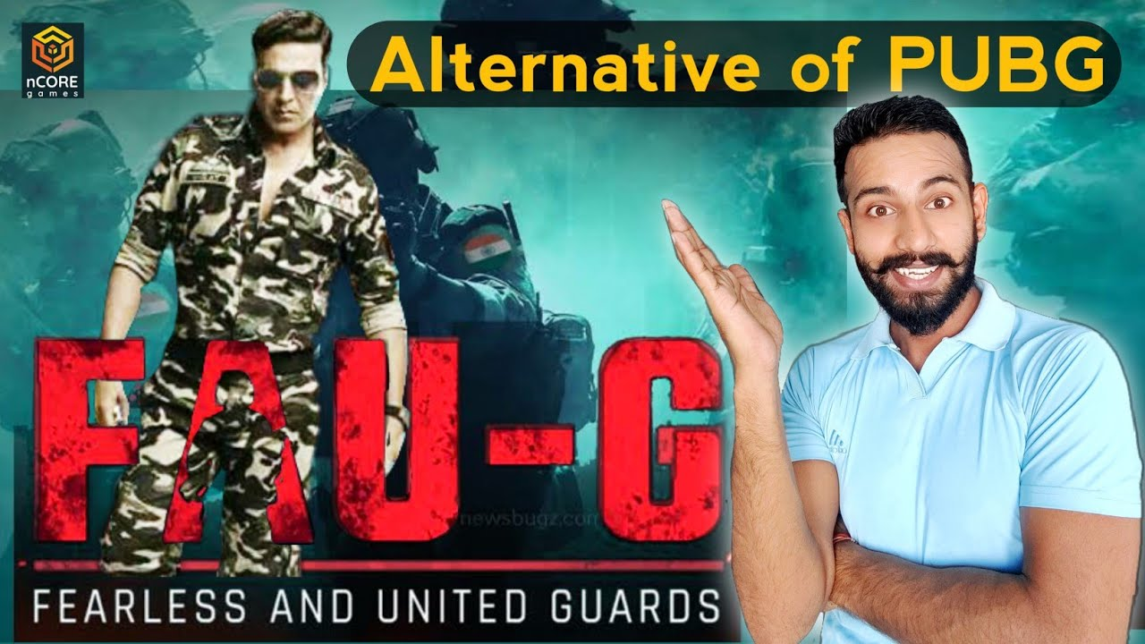 Download FAU-G Game Coming soon All details Best Alternative of PUBG