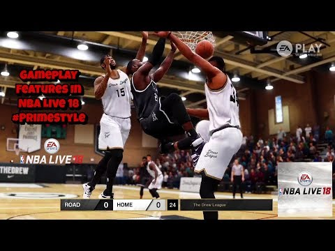 Nba Live 18 Gameplay Features And Exclusions