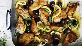 Perry Perry Chicken | Chicken Recipe | Atul Kochhar With Saran Kohli