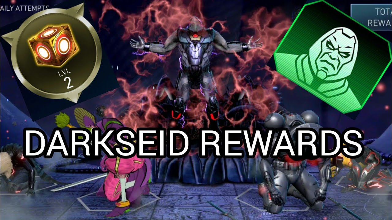 What Happens After You Defeat Darkseid? - Injustice 2 Mobile