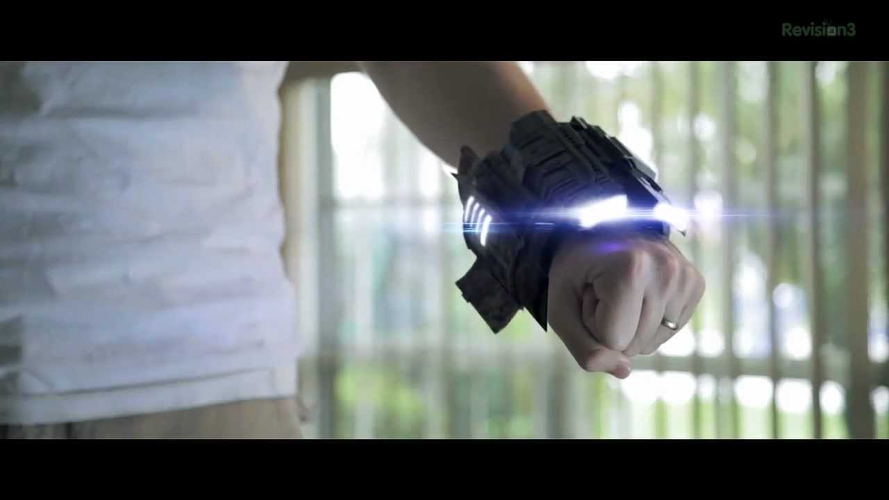 $7 Cowboys & Aliens Prop and Lens Flares! - Film Riot ...