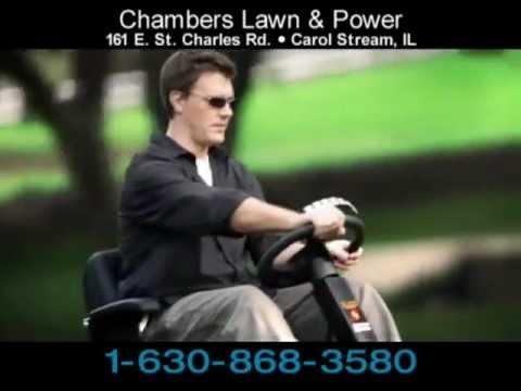 chambers lawn mower landscaping cub cadet carol stream youtube youtube