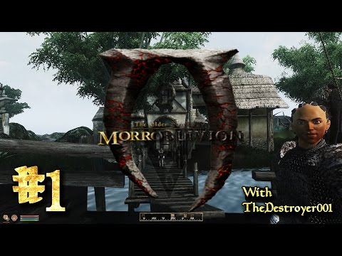 The Elder Scrolls: Morroblivion |#1| - Off the Boat and onto Adventure