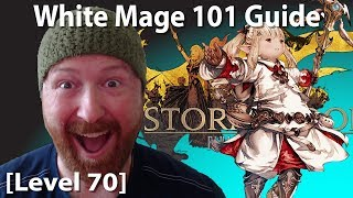FFXIV How to White Mage [101 Healing Guide]
