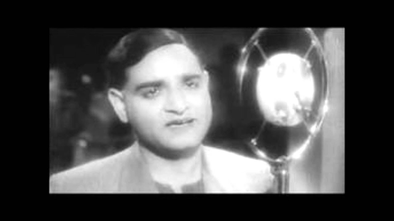 kl saigal biography