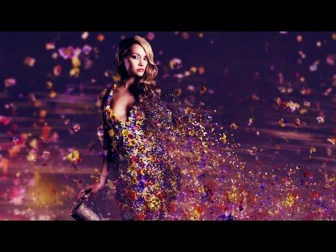 Complex 3D Pixel Dispersion Effect - Photoshop CC