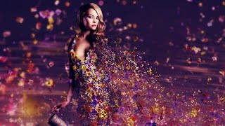 Complex 3D Pixel Dispersion Effect - Photoshop CC | Educational
