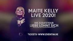 Maite Kelly | Live 2020! | Die Zusatztour - Der offizielle Tourtrailer! | Heute Nacht für immer