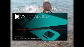 VSDS Free Video Editor обрезка видео,соединение видео,сохранение