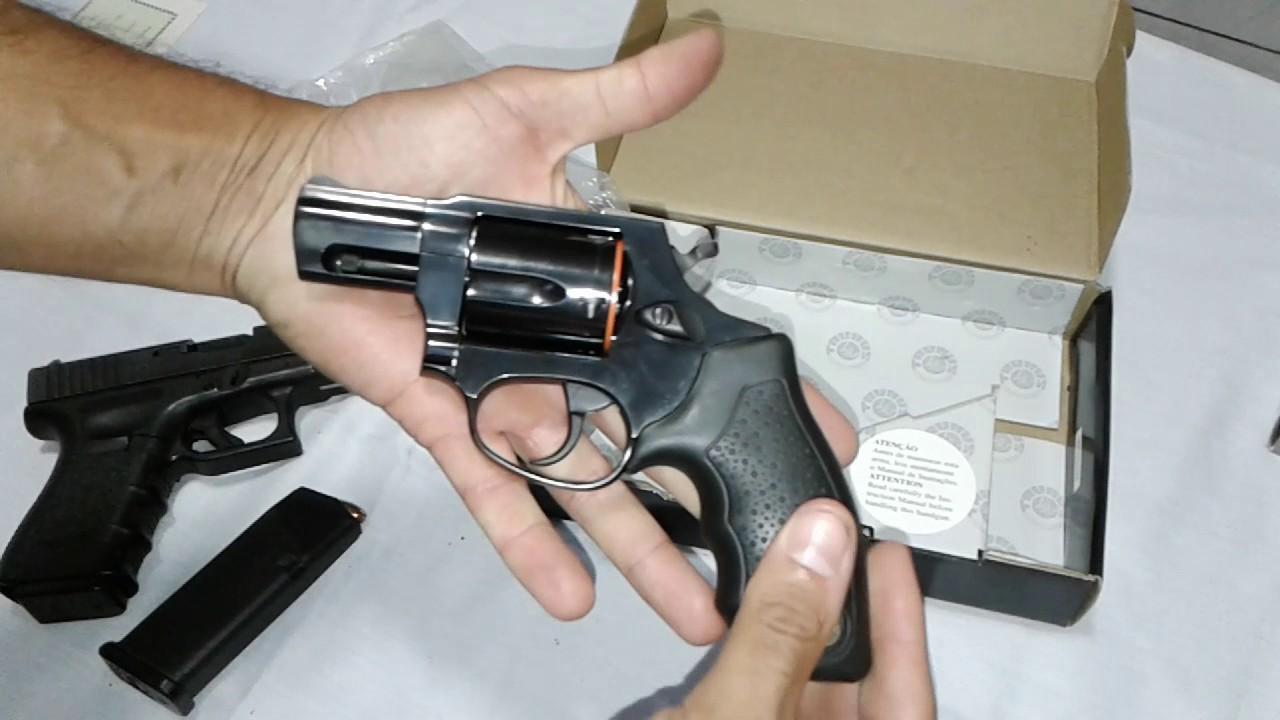 RT 605 Taurus, calibre 357 magnum