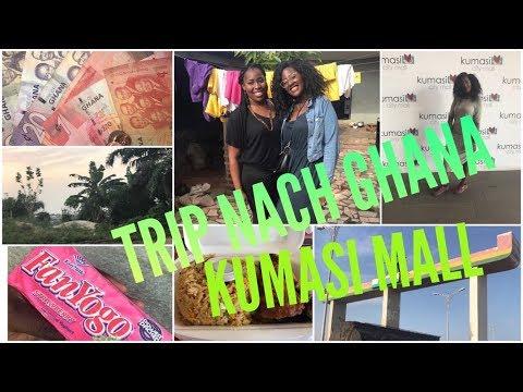 Besser als FLIXBUS!!!   TRIP NACH GHANA  GHANAVLOG  KUMASI MALL  FAMILY