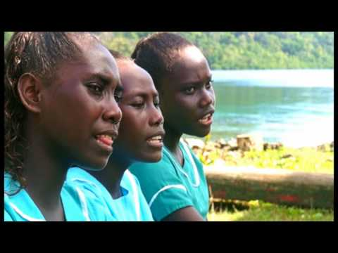 Batuna Adventist  Vocational school (Minado Praise)_KAGU GURA 2014 (Solomon Islands)