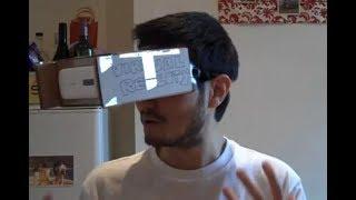 DIY - Очки виртуальной реальности своими руками - How to make virtual reality glasses
