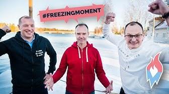 Freezing Moment of Peter Vesterbacka, Sami Heikkilä & Mika Rytky