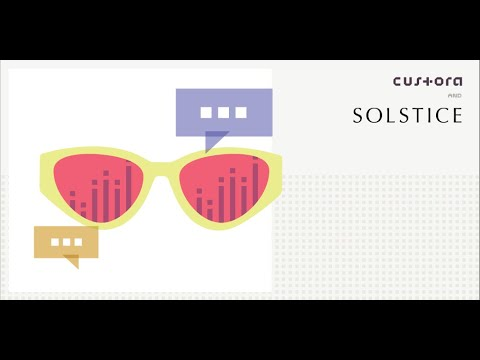 Solstice + Custora: How Solstice Is Empowering Sales Associates with Customer Insights