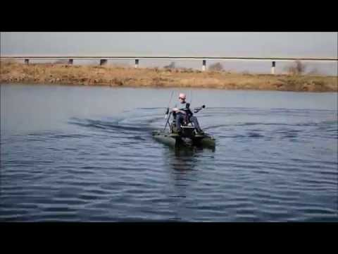 Electric Hydrobike