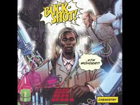 9th Wonder feat. Buckshot - Food For Thought