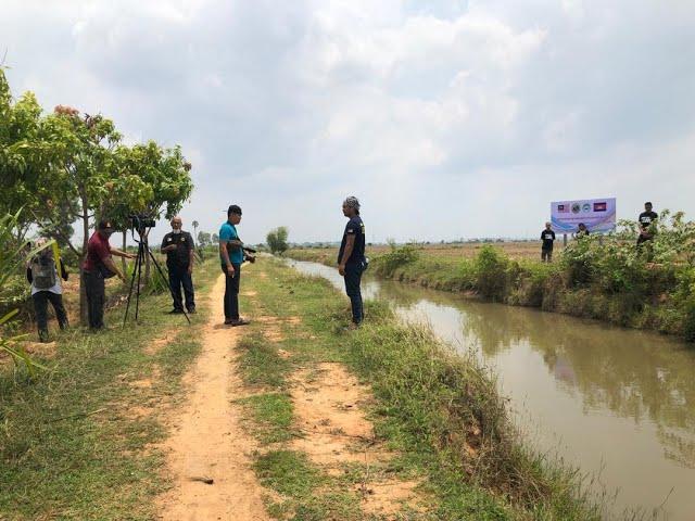 PEMBINAAN PUSAT VOKASIONAL DI PEDALAMAN KEMBOJA - RAKAMAN SYAHADAH MUSIM 14 ep12 -RTM-TV1- 17/5/2019
