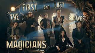The First and Last Lines Spoken By The Magicians ('The Magicians')