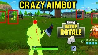 How to Aimbot on Fortnite PS4 (NOT CLICKBAIT!!!)