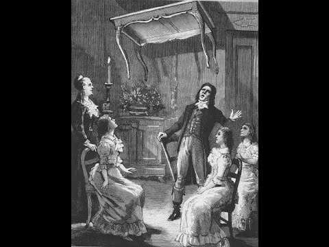 Victorian Era Seances and Spirit Photography