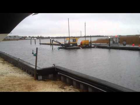 Waterfront Marine - Dredging at Egg Harbor Township