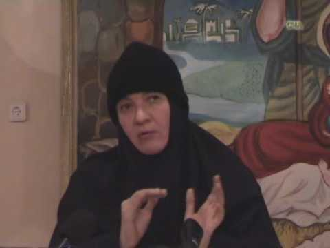 Особенности воспитания мальчиков и девочек. монахиня Нина (Крыгина)