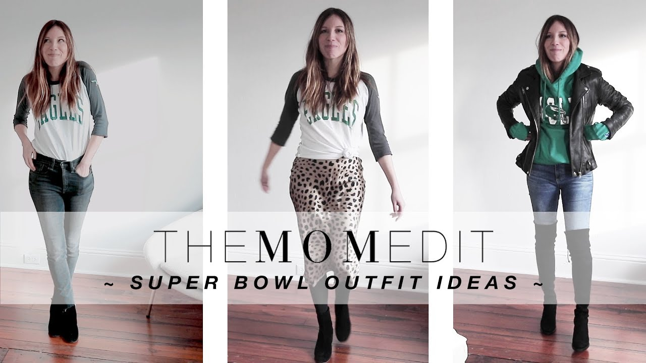 Superbowl Party Outfit Ideas Youtube
