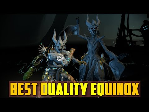 Warframe: Must Try Build/Setup For Duality Equinox