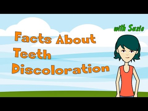 Facts About Teeth Discoloration - Teeth health