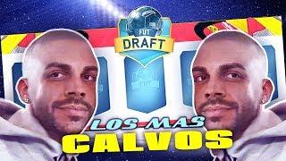 LOS MAS CALVOS DEL FIFA