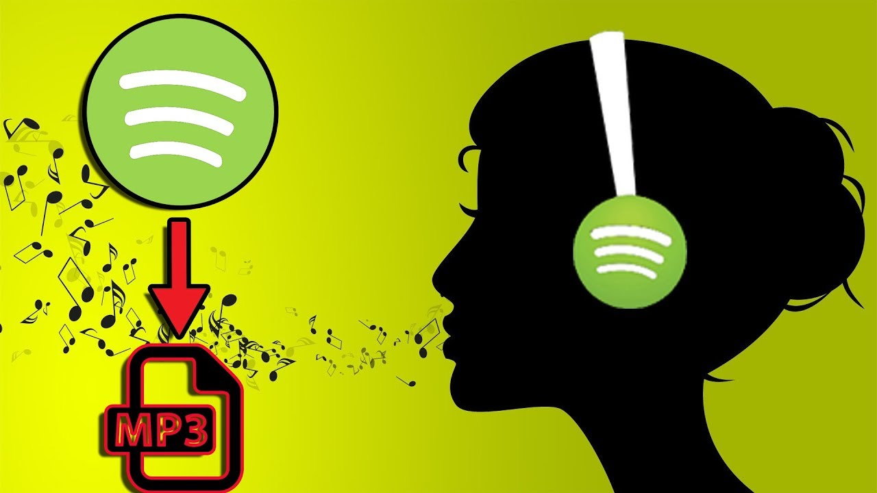 how to get mp3 from spotify