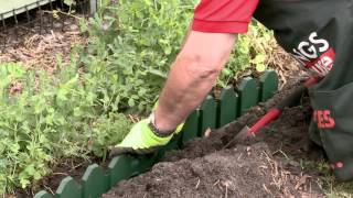 How To Install Garden Edging - DIY At Bunnings
