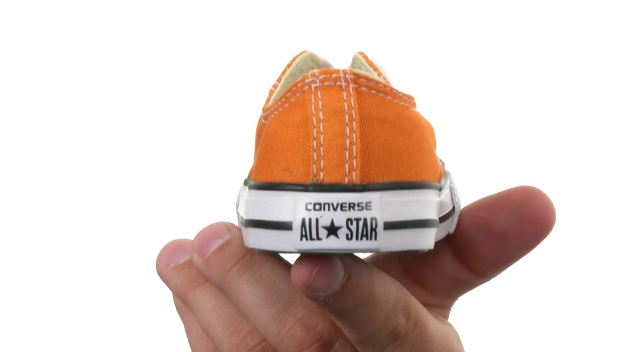 Converse Kids Chuck Taylor® All Star® Seasonal Ox (Infant Toddler)  SKU 8710672 e49e13a08