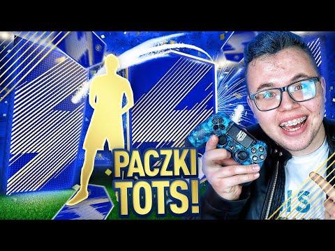 FIFA 18 | PIERWSZE 12K FP NA PACZKI TOTS! 🔥