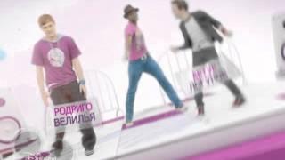 Disney channel Russia - Violetta intro (version 2)