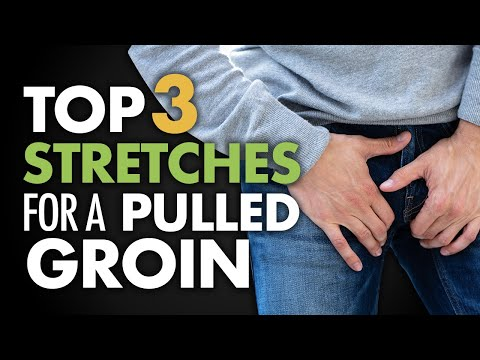 Top 3 Stretches for a Pulled Groin