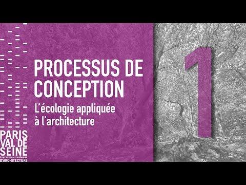 【COURS EN LIGNE】L'écologie appliquée à l'architecture - 1/8 : Introduction