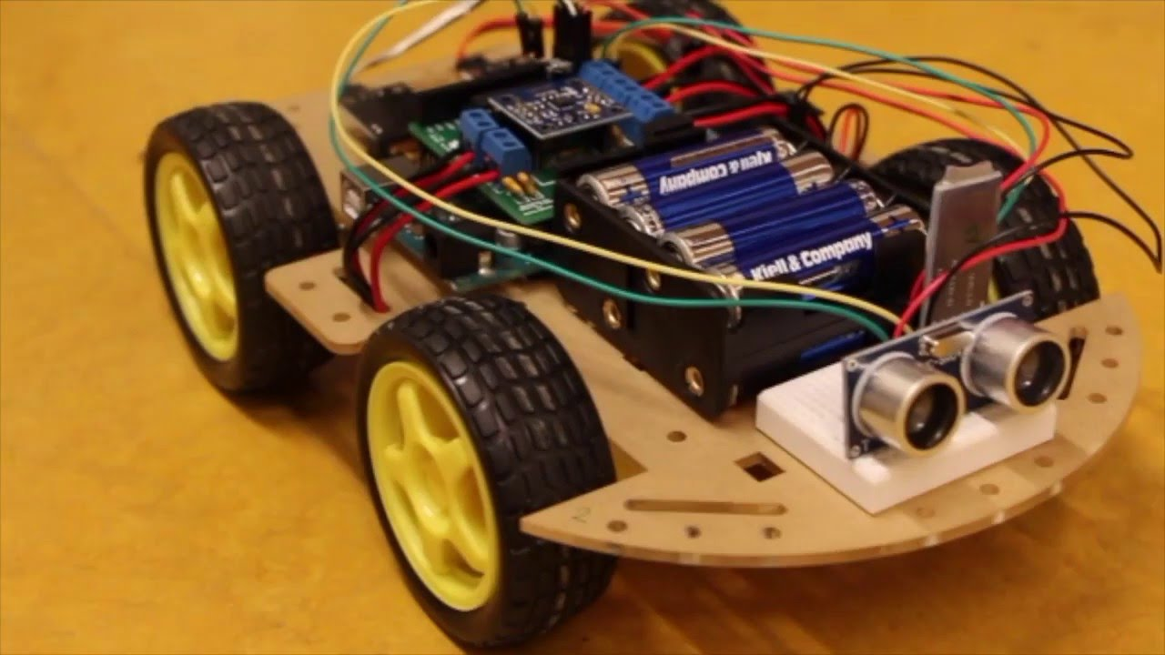 Drive A Remote Control Car With Your Mind