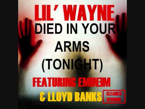 lil wayne died in your arms tonight &lloyd banks [cleaned]