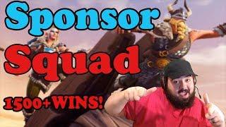 Pro Fortnite player xbox one //Sponsor Squad // 1500+Wins // Xbox one fortnite player live