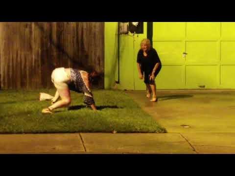 Drunk old lady's Fighting in Wildwood, NJ 8/13/17