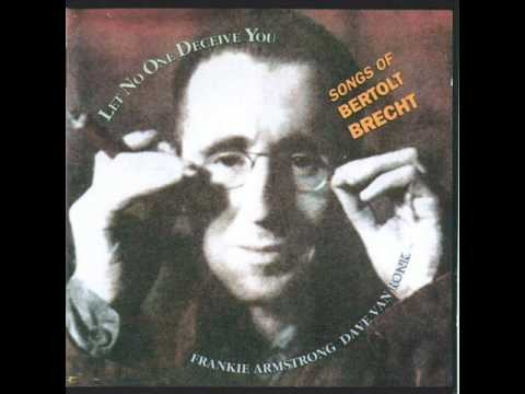 Frankie Armstrong & Dave van Ronk - Song of a german mother