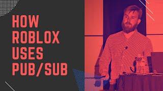 RedisConf17 - come Roblox mantiene milioni di utenti fino a data con Redis Pub/Sub - Peter Philips