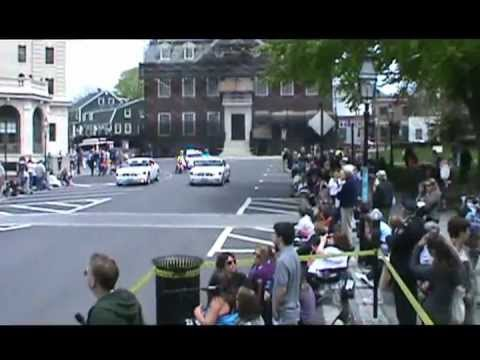 Aquidneck Island National Police Parade 2012 - Disk 1