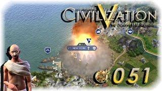 Eine taktische Atombombe - #051 ✰ Civilisation V Complete Edition ✰ Let